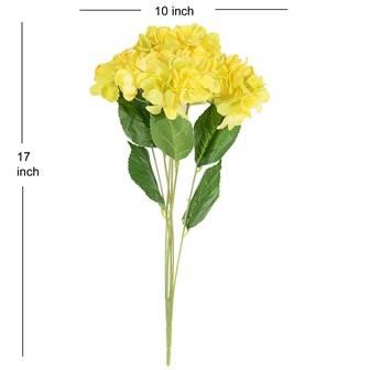 Artificial Hydrangeas Flowers (AF-001)