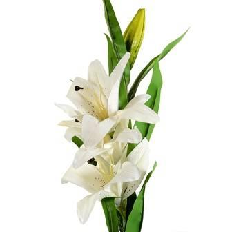 Artificial Lily Flower(AF-045)