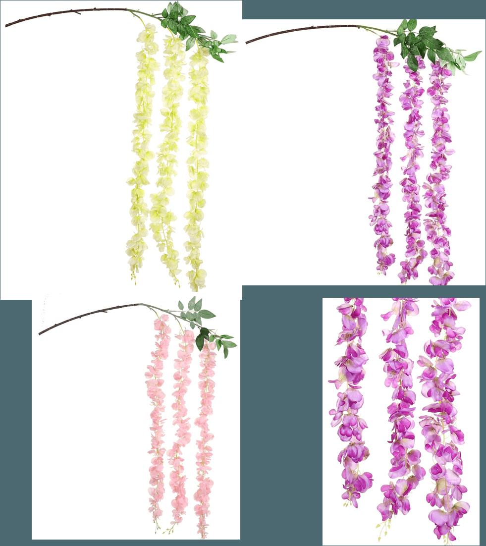 Orchid Hanging Flower (AF-051)