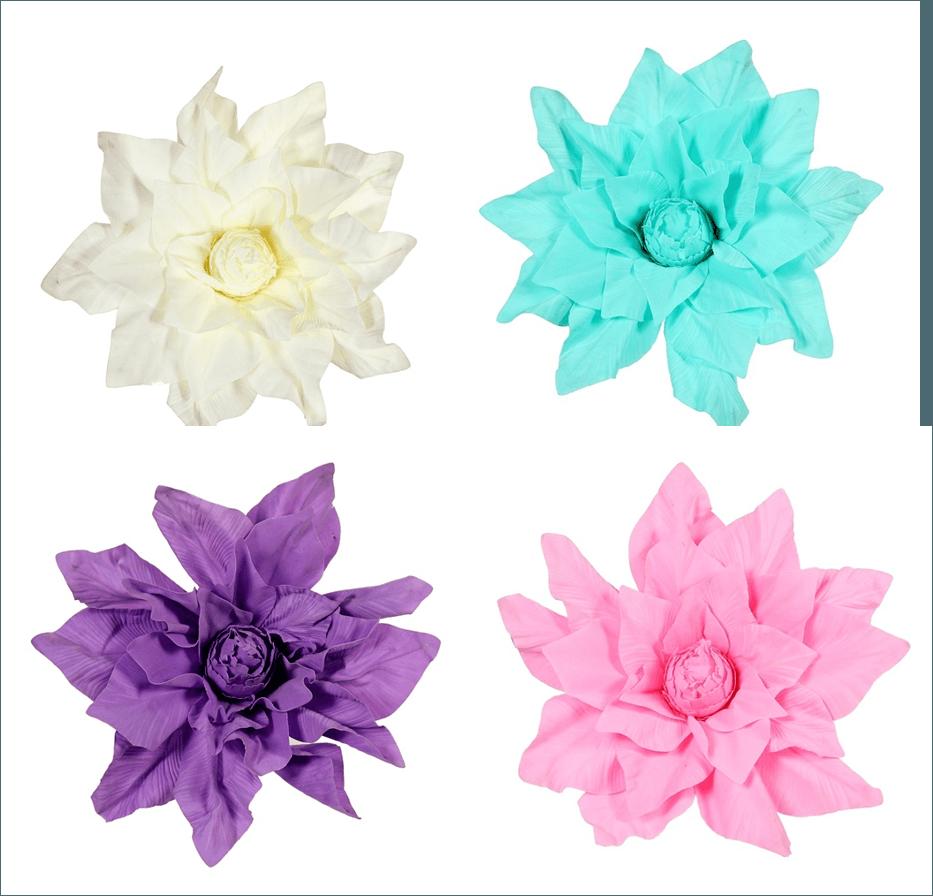12 inch Flower (AF-024)