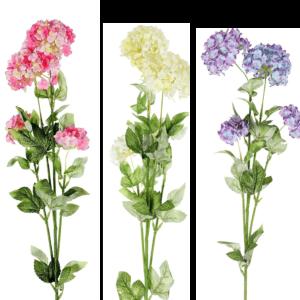 4 Heads Hydrangeas Flower (AF-041)